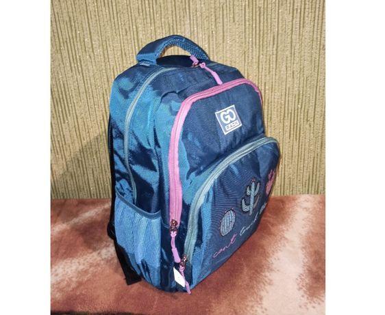 Рюкзак школьный gopack education для девочек 450 г 38x28x18 20 л