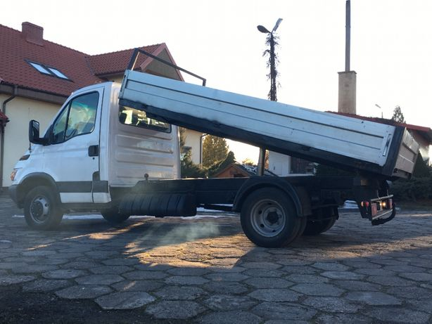 Iveco 35C11 wywrot 3 stronny