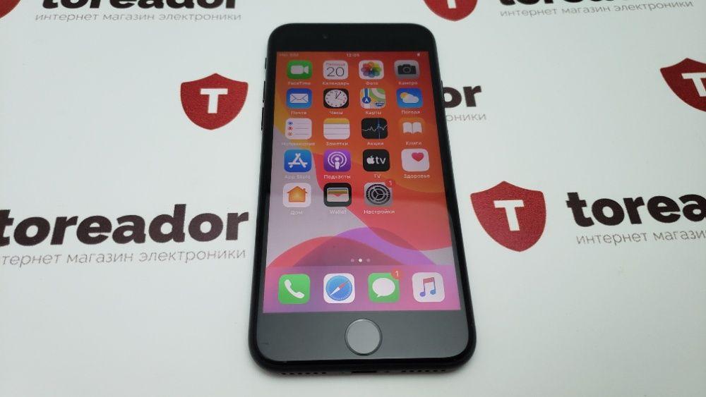 Apple iPhone 7 32gb Black NeverLock ІДЕАЛЬНИЙ Айфон 7 32гб ГАРАНТІЯ!! Черновцы - изображение 1