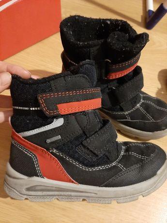 Зимние ботинки superfit 30