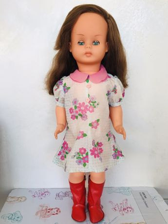 Французская кукла GeGe(ЖеЖе) и немецкий Max Zapf
