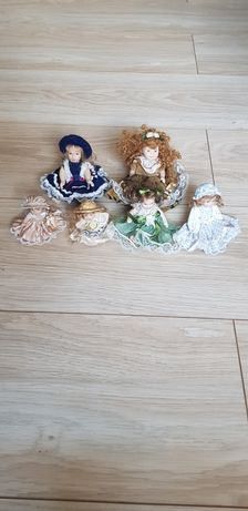 Lalki porcelanowe dla kolekcjonera
