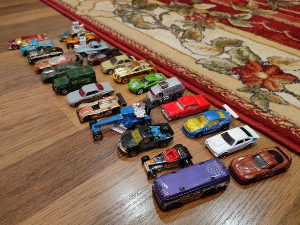 Машинки Hot Wheels 24 шт.