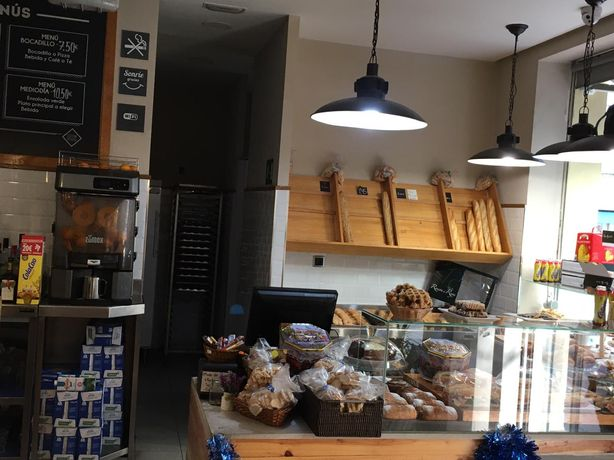 Кафе в Мадриде