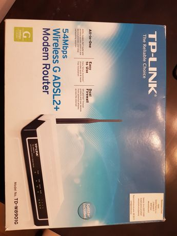 Router TP-link TD-W8901G