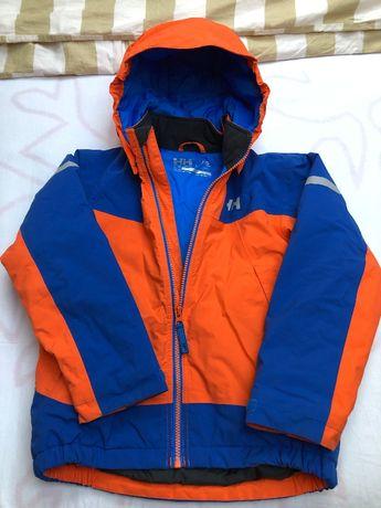 kurtka narciarsko-zimowa dziecięca