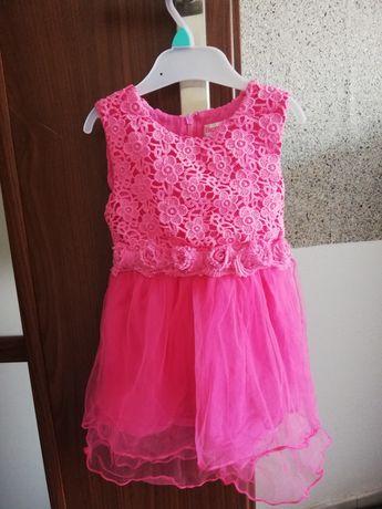 Sukienka dla małej księżniczki