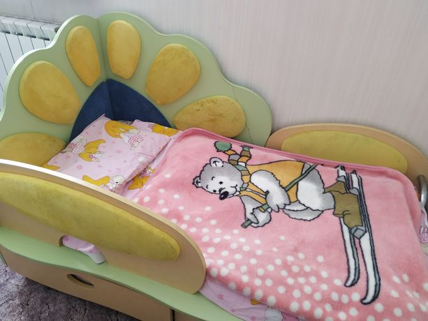 Кровать, кроватка детская