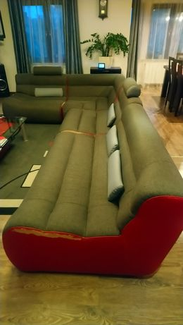 Sofa narożnik NEW LOOK ELEMENTS- Agata