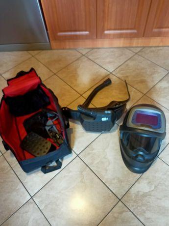 Maska spawalnicza Speedglas z systemem Adflo