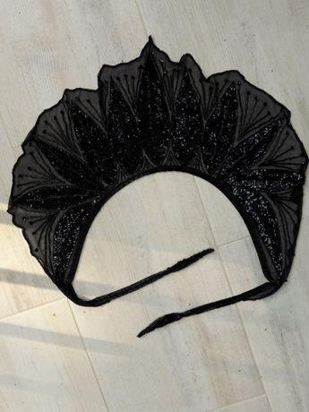 Narzutka czarna
