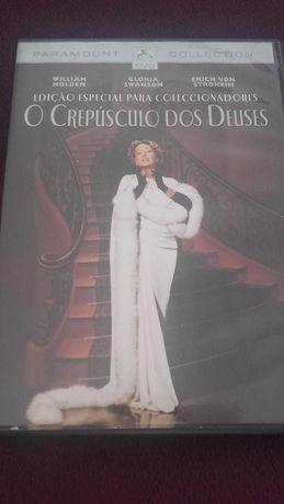 """DVDs """"O crepúsculo dos deuses"""" e """"Pagos a dobrar"""", de Billy Wilder"""