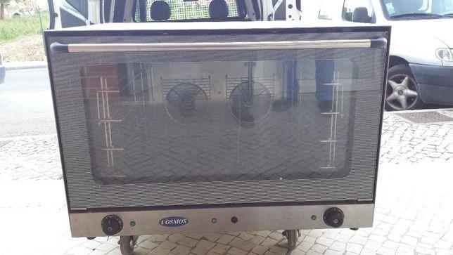 Forno Convetor Inox 90Cm