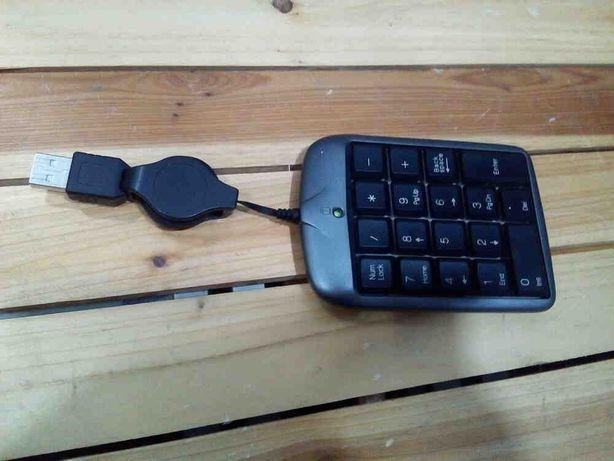 Клавиатура A4Tech TK-5 USB