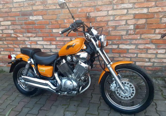 Yamaha Virago 535 Kat A2 ***Transport ***