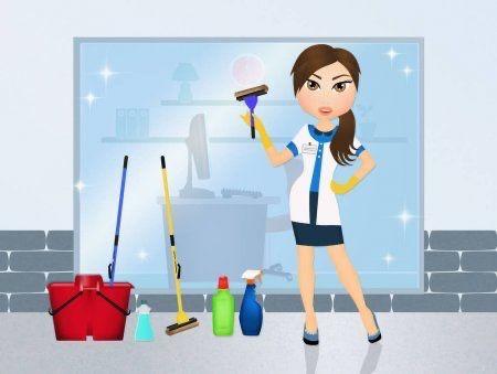 Уборка квартир, домов , офисов