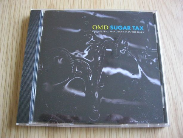 OMD - SUGAR TAX (oryginalna płyta CD stan super)