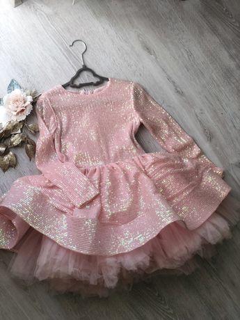 Святкове плаття для дівчинки 6 років