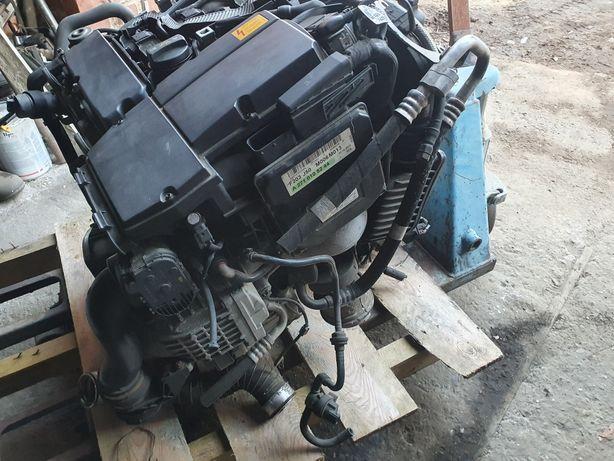 MERCEDES W203 W211 SILNIK 1.8 16V Kompresor 271.921
