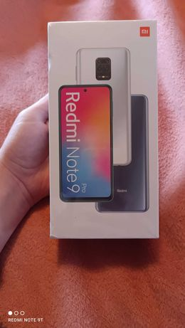 Телефон Redmi Note 9 Pro