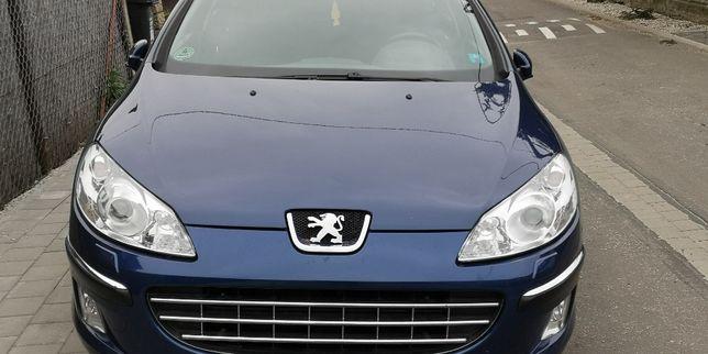 Peugeot 407 2.2.Benzyna 2006 Rok Cały na poszczególne częśći