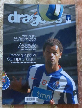 Hóquei Patins - Filipe Santos 20 anos 14 Campeonatos, Dragões