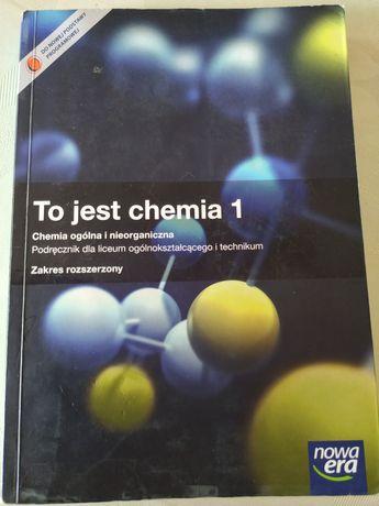 To jest chemia 1 zakres rozszerzony Litwin nowa era