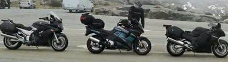Honda CBR1000f 1993