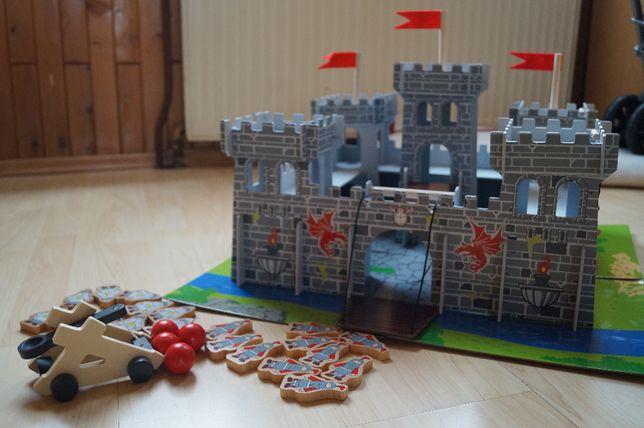 Zamek z rycerzami Katapulta CHAD VALLEY