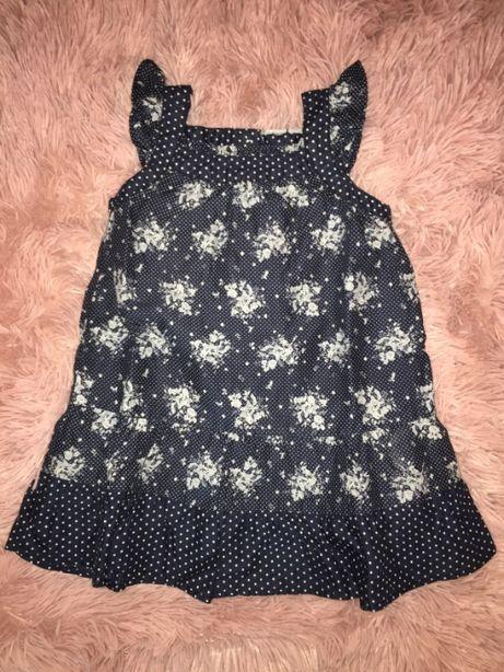 Sukienka H&M r. 86/92