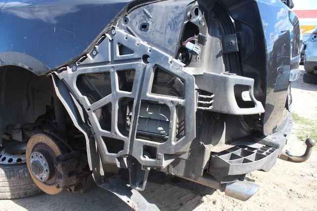 Ślizg tylnego zderzaka prawy Renault Laguna III rok 2008