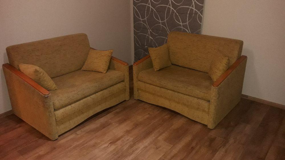 Sprzedam 2 sofy 1 /Amerykanki/ Barczewo - image 1