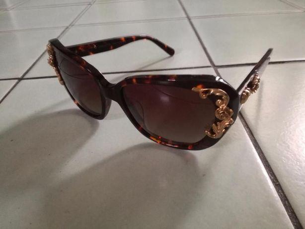 okulary p. słoneczne dolce gabana