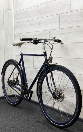Немецкий АСНІЕLLE CrMo хромоль ремень карбон гревел велосипед б у cube