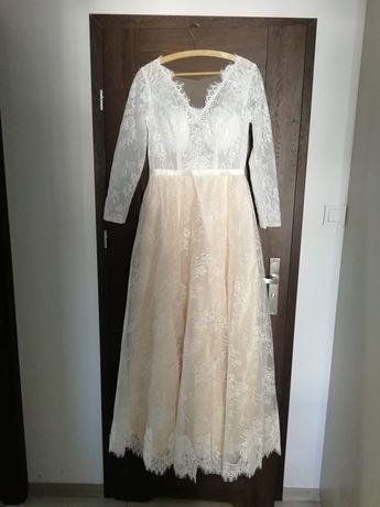 Sprzedam suknie ślubną- nowa.