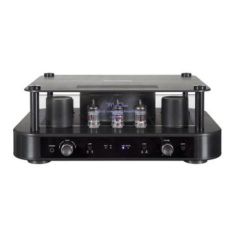 McGee Legend - amplituner allinone wzmacniacz hybrydowy streamer wifi