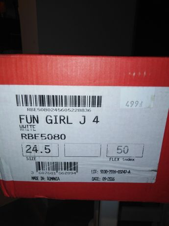 Buty narciarskie Rossignol Fun Girl rozm 24.5
