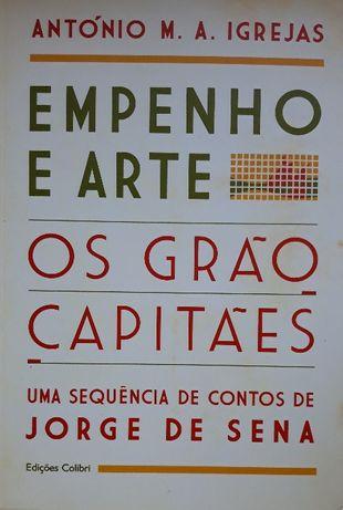 António M. A. Igrejas - Empenho e Arte