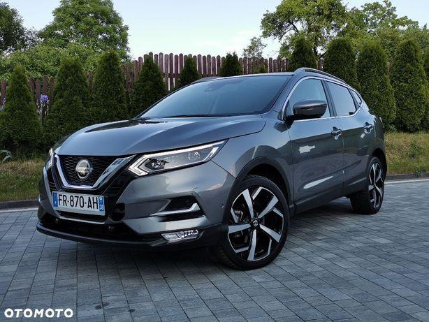 Nissan Qashqai Panorama /ALU 19/FUL LEDY/Kamery 360°/Skóra/START STOP/PDC/4X.Szyby!!!