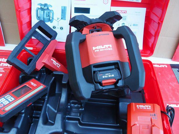 HILTI PR 30 HVSG A12 niwelator obrotowy laser Zielony promień Pra 30g