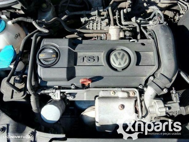 Motor VW SCIROCCO (137, 138) 1.4 TSI   05.08 - 11.17 Usado REF. CAXA