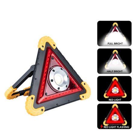 НОВЫЕ! W837 Аварийный знак, лампа, фонарь, прожектор, светильник USB