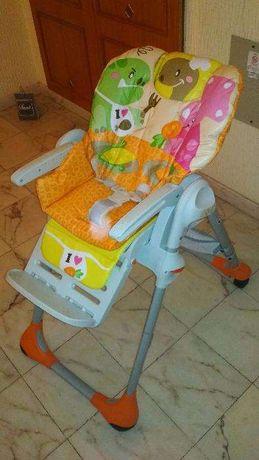 Cadeira refeições Polly Chicco