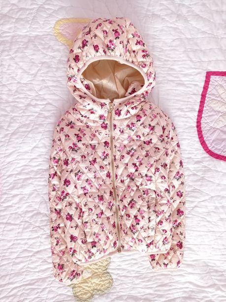 Детская куртка для девочки Grace 3years 98см