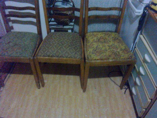 продам 5 деревянных стульев бу ссср