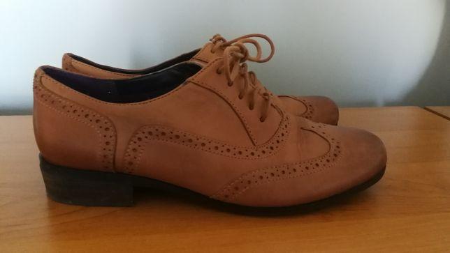 Buty clarks softwear roz. 38 wkl. 24 cm