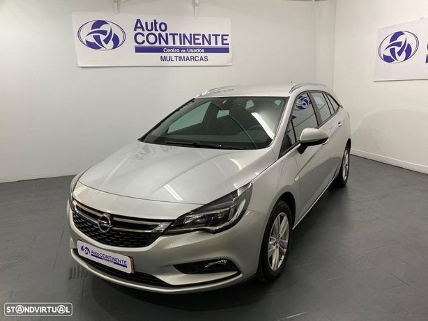 Opel Astra Sports Tourer 1.5 D Business Edition S/S