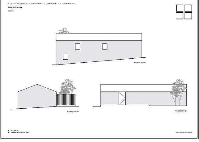 Casa em Pedra Restaurada T1, nova na zona do Geres..