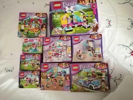 Lego Friends Variados e Lego Disney Princess