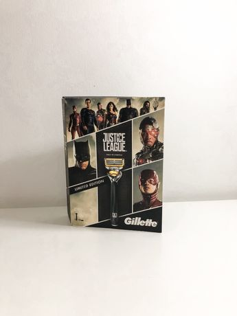 Gillete Justice League - Limited Edition
